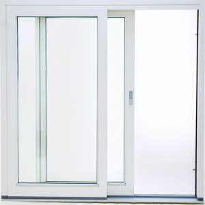 2 panel patio door