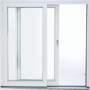 2 panel patio door