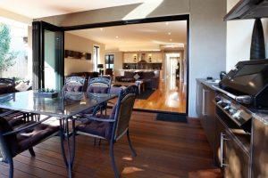 cost of folding doors