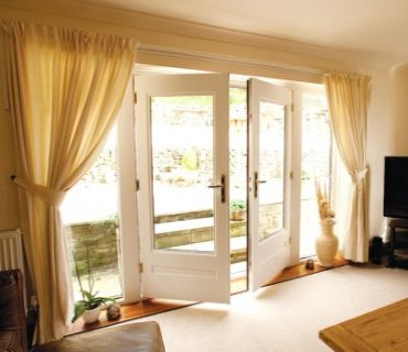Cheap upvc bifold doors sliding patio doors for Inexpensive french doors