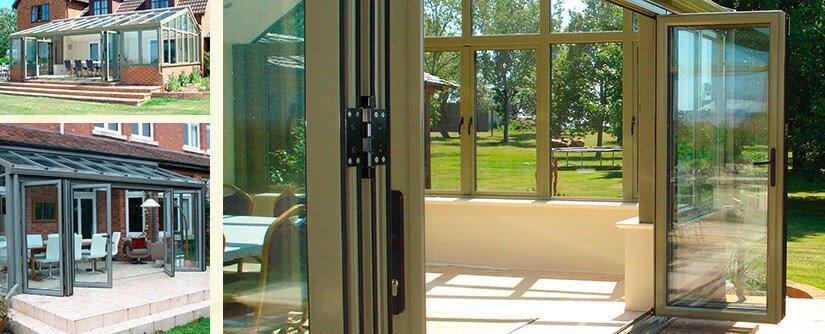 Conservatory Bifold Doors