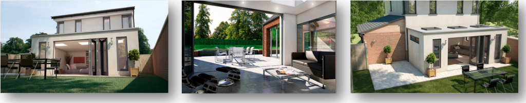 Bifold Doors Example