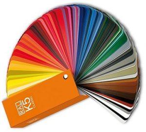 upvc colours