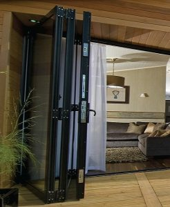 what are UPVC bifold doors