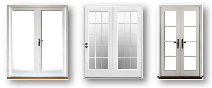 Cheap french doors prices designs for French doors exterior cheap